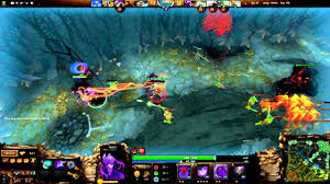 dota game 6 dude i saw your face bane youtube