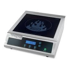 commercial induction range 120v 1800w