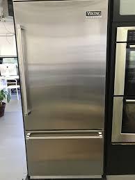 viking professional refrigerator. Viking Professional 5 Series VCBB5363ERSS 36 Inch Built-In Bottom-Freezer Refrigerator S# 9523 D