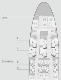 Cathay Pacific Business Class Seating Chart Cathay Pacific 77w Seat Map Climatejourney Org