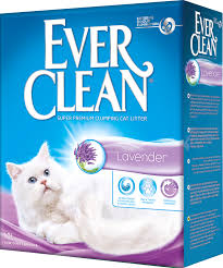 <b>Ever Clean Lavender</b> комкующийся <b>наполнитель</b> с ароматом ...