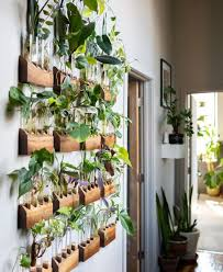 As with wall mounted toilets, wall mounted sinks are an excellent way to save floor space and to make your small bathroom appear more open. 41 Awesome Plant Wall Ideas How To Build A Diy Plant Wall