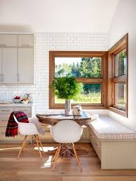 comfy brown wooden sunroom furniture paired.  Paired Workstation Designing Comfy Brown Wooden Sunroom Furniture Paired Cool Home  Lighting Sun Porch Ideas Dining Room Banquette Trendy  To House Design
