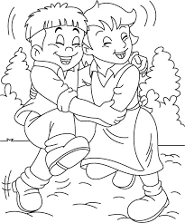 Small Picture I want a true friend like you coloring page Download Free I want