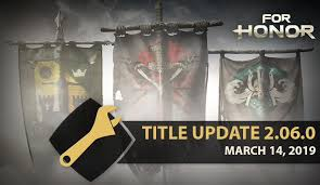 'For Honor' Patch Notes: <b>Update</b> 2.06 Adds <b>New Arcade</b> Map ...