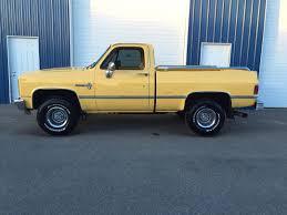 Adam Marks' 1985 Chevy K10 Custom Deluxe. #lmctuck #chevy ...