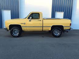 1985 Chevy K10 Custom Deluxe | Classic Vehicles | Pinterest | 4x4 ...