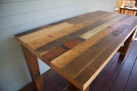 exchange reclaimed wood desk with dark teak wood flooring and wooden wall siding for interior design ideas