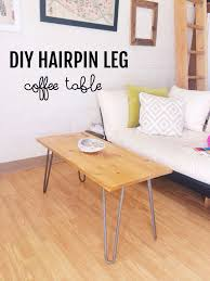 Diy Hairpin Leg Coffee Table Exterior Decorations Ideas London Like The  City Pin Legs