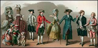 Стиль классицизма в одежде искусстве фото и история история моды 16 17 век