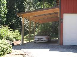 Attached Carport Plans Build Playhouse Loversiq For How To Build A Wood Lean To Carport Plans