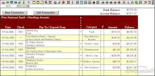 Checkbook Register Downloads Checkbook Template Excel 2010 Mythologen Info