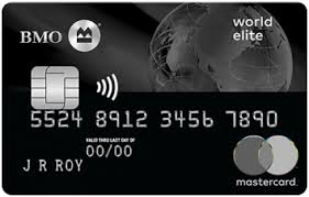 For Apply Bmo The Lowestrates Elite Mastercard ca World