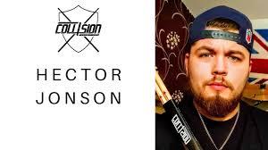 Collision Drumsticks Artist Spotlight - Hector Johnson - YouTube