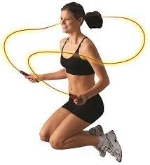 touwtje springen buikvet