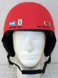Snowboard Helmet Sizing Chart Red Smith Voyage New Womans Ski Snowboard Helmet Size Small