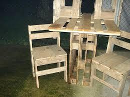 pallet bar table pallet bar table set diy pallet bar table