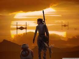 Rey Star Wars Wallpapers - Wallpaper Cave
