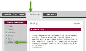 how to edit common app essay after submitting early action  how to edit common app essay after submitting early action