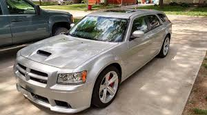 Hemmings Find of the Day – 2008 Dodge Magnum SRT 8 | Hemmings Daily