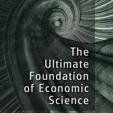the ultimate foundation of economic science institute