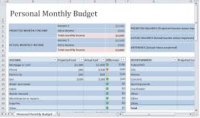 budget spreadsheet personal monthly budget template way more useful excel templates