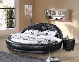 ... Charming Modern Bedroom Decoration Using Various Ikea Circle Bed Frames  : Astonishing Modern Bedroom Decoration Using ...