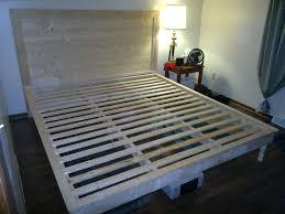 astounding ideas king size headboard diy making enchanting headboards beds photo design easy homemade mantel moulding