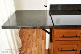 concept image for fold down counter attached to bar kitchen inside drop countertop plans 1