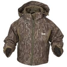 Banded Youth White River Wader Jacket