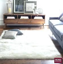 faux fur rug faux fur area rug stylish fur rugs for living room rug sheepskin