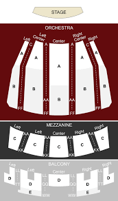 Seating Chart For Ovens Auditorium In Charlotte Ovens Auditorium Charlotte Nc Seating Chart Stage