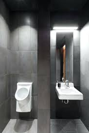 office restroom design. Office Restroom Design Ideas Toilet Interior Akelius Montracal Mens Dark Gray Washroom N