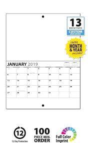Mini Calendars Binder Calendar Printable 2019 Nosue