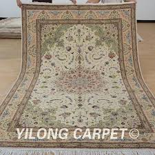 oriental woven wool carpet handmade exquisite rugs from india silk