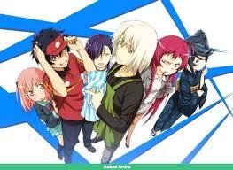 anime devil works at mcdonalds demon in mcdonalds hataraku maou sama anime amino