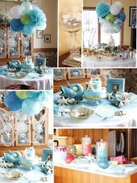 Awesome Under The Sea Bridal Shower Pic Of Beach Wedding Decorations Styles  And Recipes Trends