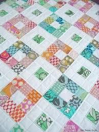 Nine Patch Baby Quilt Tutorial Nine Patch Quilt Blocks ... & Nine Patch Baby Quilt Tutorial Nine Patch Quilt Blocks Disappearing 9 Patch  Quilts Pictures 9 Patch Adamdwight.com