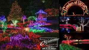 Woolaroc Festival Of Lights Green Country Ok Greencountryok Twitter