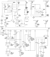 toyota t100 wiring diagram toyota wiring diagrams online repair guides wiring diagrams wiring diagrams autozone com
