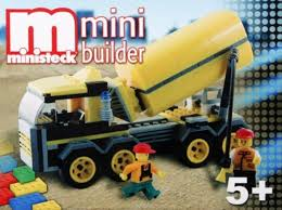 online store ministeck large builder set cement truck by ministeck ministeck large builder set cement truck by ministeck