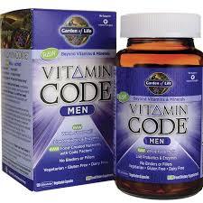 garden of lifevitamin code men