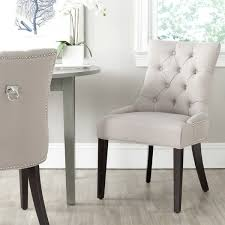 safavieh harlow grey ring chair set of 2
