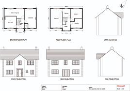 example house floor plan