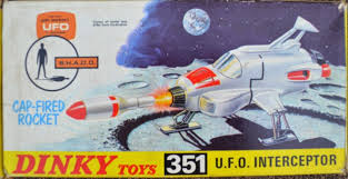 Image result for dinky ufo interceptor