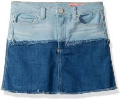 Blanknyc Big Girls Denim Skirt Skirt Rapunzel 14
