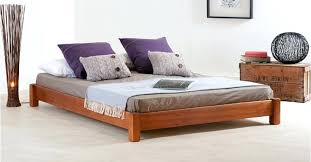 Low King Size Bed Low King Size Bed Profile Frames Large Of Box ...