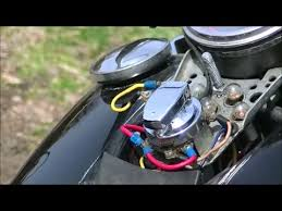 softail ignition switch removal and installation