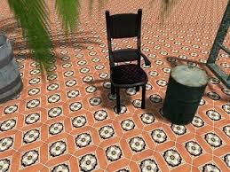 spanish floor tile terracotta tiles mission red in style uk