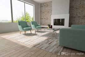 high quality patchwork cowhide rug white and beige leather area rug houndstooth design nz 2019 from rugfur nz 642 42 dhgate nz